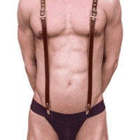 Leather Braces 1