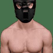 Neoprene Pup Hood 1