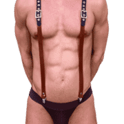 Rubber & Solid PVC Braces 1