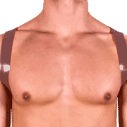 Solid PVC 8 Style Harness 1